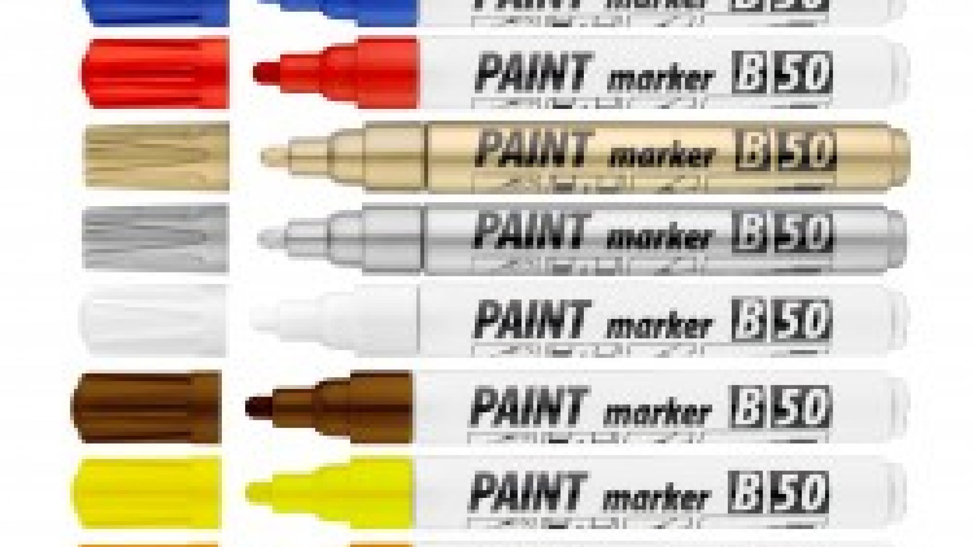 PAINT MARKER ICO B50