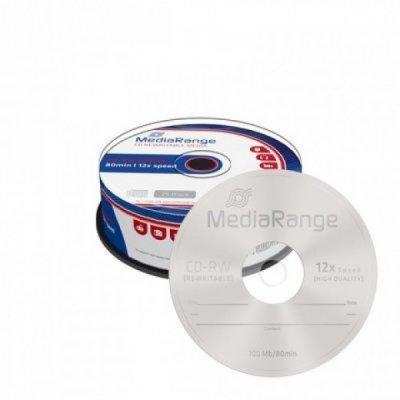 CD-RW MEDIARANGE