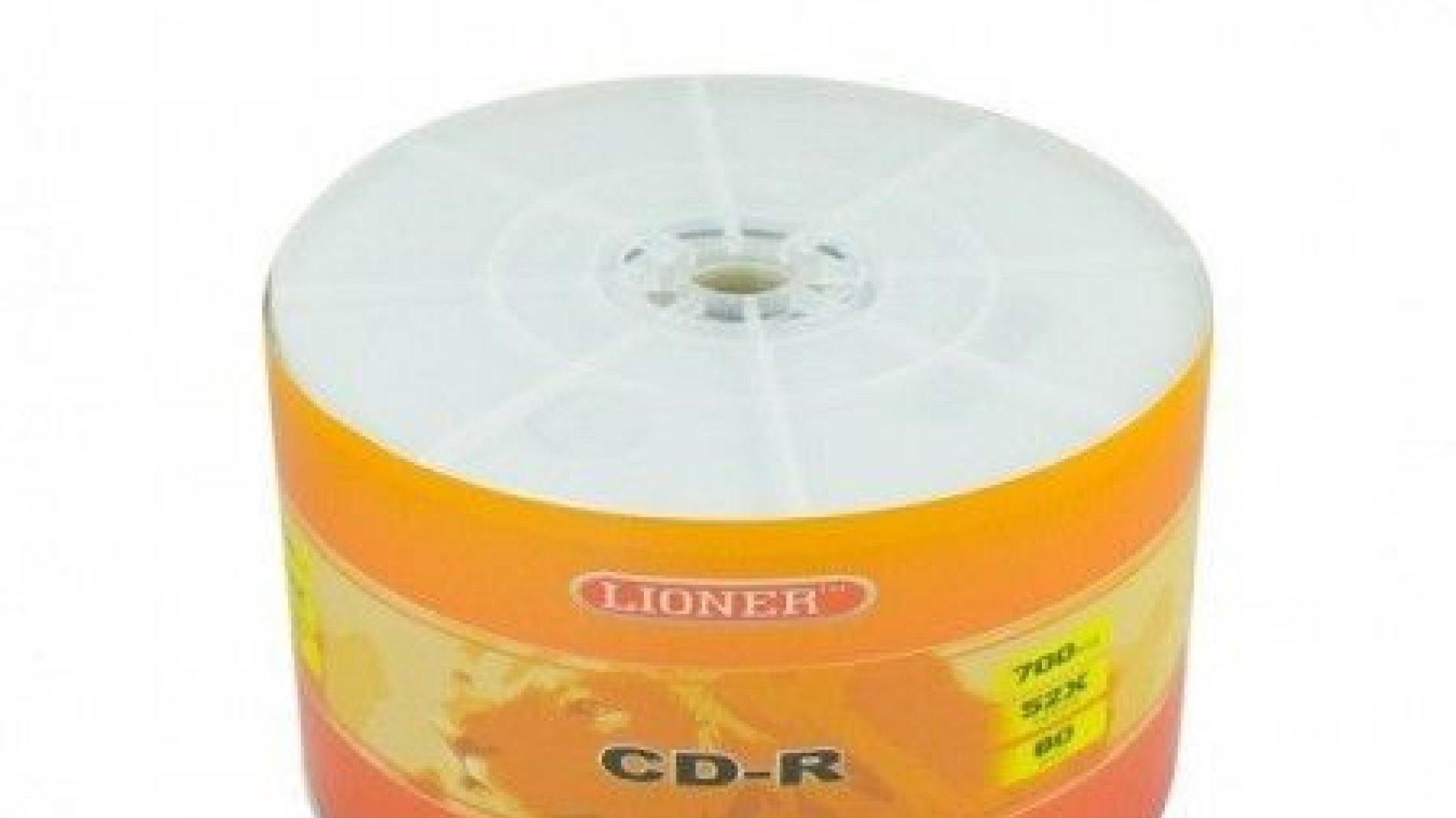 DVD R LIONER