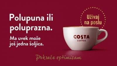 costa espresso u šoljici