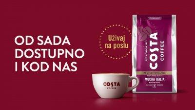 costa espresso kafa