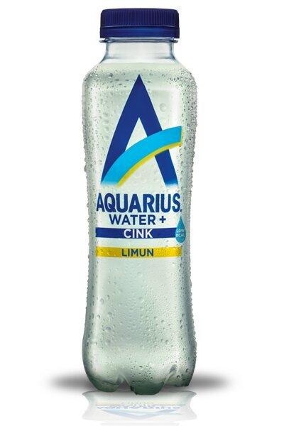Aquarius voda sa limunom i cinkom 0.4l