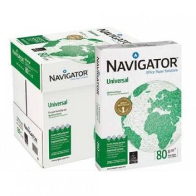 Jedna kutija sadrži 5 riseva papira, a svaki ris 500 listova.