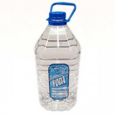 Destilovana voda DEMI 5L