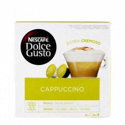 Espresso Dolce Gusto cappuccino