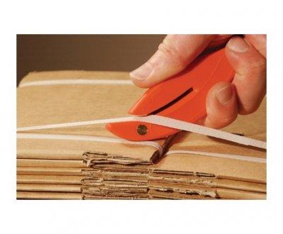 Sigurnosni skalper seče pvc vezicu