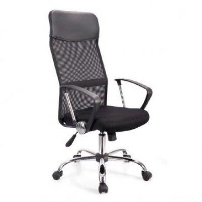 Radna stolica sa tapaciranim sedištem